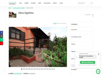 Portfolio - Sito Costa Verde Immobiliare 6