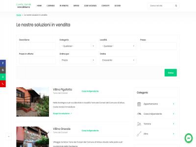 Portfolio - Sito Costa Verde Immobiliare 9